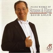 Piano Works Of Strauss & Elgar Songs