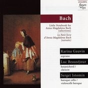 Little Notebook For Anna-Magdalena Bach (Selections) Songs