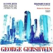 George Gershwin Centennial Edition Songs