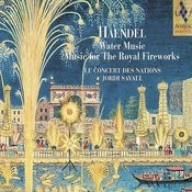 Handel: Water Music & Music For The Royal Fireworks Songs