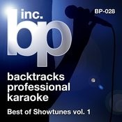 (Karaoke) Best of Showtunes Vol. 1 Songs