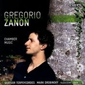 Gregorio Zanon: Chamber Music Songs