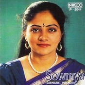 Carnatic Vocal - S.Sowmya Songs