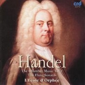 Handel: The Chamber Music Vol.1 Songs