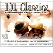 101 Classics (A Selection From The World's Greatest Orchestras) Songs