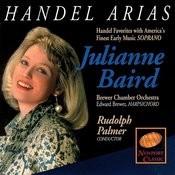 Handel Arias Songs