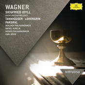 Wagner: Siegfried Idyll; Overtures & Preludes Songs