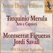 Tarquinio Merula: Arie E Capricci A Voce Sola Songs