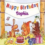 Happy Birthday Sophia Song