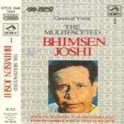 The Multifacted Genius Pt Bhimsen Joshi Songs