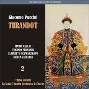 Turandot : Act II Song