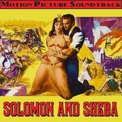 Solomon And Sheba (Music From The Original 1959 Motion Picture Soundtrack) Songs