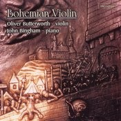 Bohemian Violin - Czech Music For Violin And Piano Songs