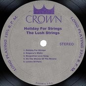 Holiday For Strings Songs