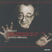 Mozart: Piano Sonatas Nos.10, 11 & 17 Songs