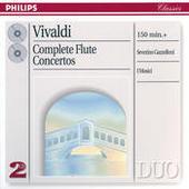 Vivaldi: Complete Flute Concertos Songs