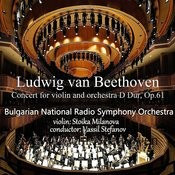 Ludwig Van Beethoven: Concert For Violin And Orchestra In D Dur, Op.61 Songs
