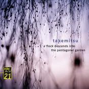 Takemitsu: Quatrain; A Flock descends Songs