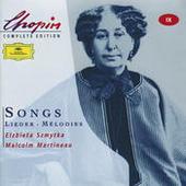 Chopin: Songs Songs