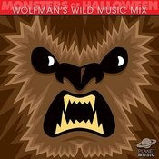 Monsters Of Halloween: Wolfman's Wild Music Mix Songs