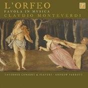 L'orfeo, Act III: Sinfonia Song