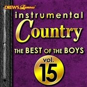 Instrumental Country: The Best Of The Boys, Vol. 15 Songs