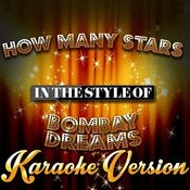 How Many Stars (In The Style Of Bombay Dreams) [Karaoke Version] - Single Songs