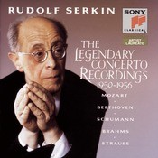 Rudolf Serkin: The Legendary Concerto Recordings 1950-1956 Songs