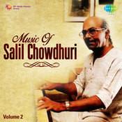 Music Of Salil Chowdhuri Vol Ii Songs