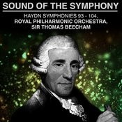 Sound Of The Symphony: Haydn Symphonies 93 - 104 Songs
