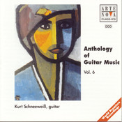 Anthology Of Guitar Music Vol. 6 Songs