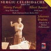 Sergiu Celibidache: Berlin 1945 Songs