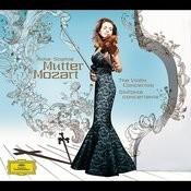 Mozart: The Violin Concertos; Sinfonia Concertante Songs