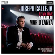 Be My Love - A Tribute To Mario Lanza Songs