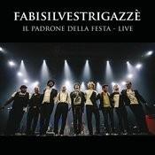 Il Padrone Della Festa - Live Songs