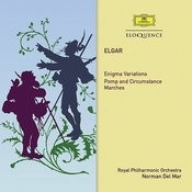 Elgar: Enigma Variations; Pomp And Circumstance Marches Songs