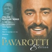 The Pavarotti Edition, Vol.10: Italian Popular Songs Songs