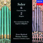 Organ Concerto Nos.1-6 Songs