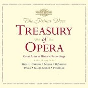The Prima Voce Treasury Of Opera, Vol. 1 Songs