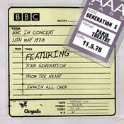BBC In Concert [11th May 1978] (11th May 1978) Songs