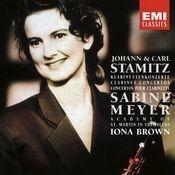 Carl & Johann Stamitz: Klarinettenkonzerte Songs