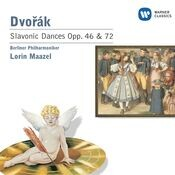 Dvorak: Slavonic Dances Opp. 46 & 72 Songs