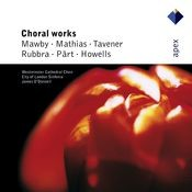 20th Century Choral Works (-  Apex) Songs