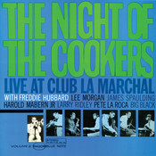 The Night Of The Cookers (Volume Two/Live) Songs