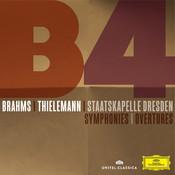 Brahms: Symphonies / Overtures (Live At Semperoper, Dresden) Songs