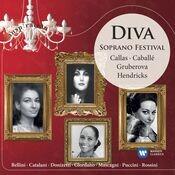 Diva: Soprano Festival Songs