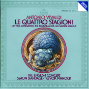 Vivaldi: The Four Seasons; Concerto for Oboe & Violin RV 548; Concerto for 2 Violins RV 516 Songs