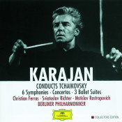 Karajan Conducts Tchaikovsky Songs