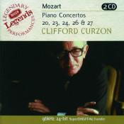 Mozart Piano Concertos Nos 20 23 24 26 Songs