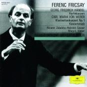 Handel: Harp Concerto Op.4, No.6 / Weber: Clarinet Concerto No.1, Op.73; Konzertstück Op.79 Songs